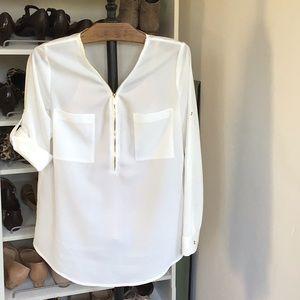 Calvin Klein White tunic